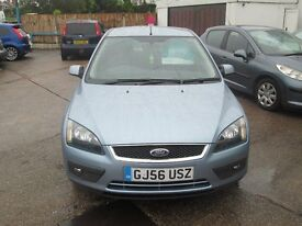 FORD FOCUS 1.6 ZETEC 5 DOOR HATCHBACK