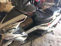 Wkd moped
