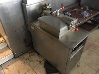 henny penny pressure fryer 600