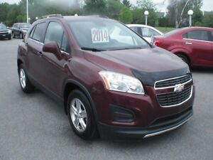 2014 Chevrolet Trax LT FULL 52KM