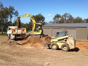 Bobcat & Excavator HIre Benalla.