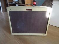 Fender Hot Rod Delux tube amp (MIA)