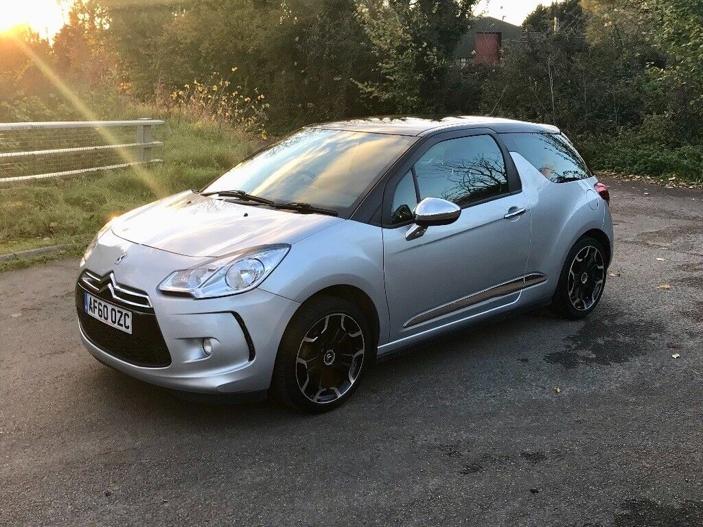 Citroen DS3 1.6 HDI dstyle