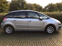 2009 CITROEN C4 PICASSO GRAND EXCLUSIVE.BRILLIANT DRIVE. 1 OWNER.RECENTLY SERVICED. FULL HISTORY.