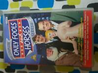 Twin vhs video cassette only fools and horses