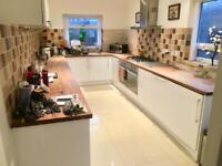 Beautiful Matonella white high gloss kitchen