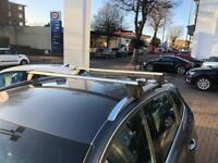 Audi Q5 roof bars & bag