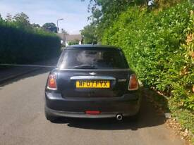 Mini cooper long mot service history only 82000 mileage