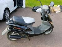 50cc Boatian Scooter moped not Honda yamaha