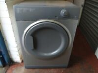 7KG HOTPOINT VENTED TUMBLE DRYER IN GREY
