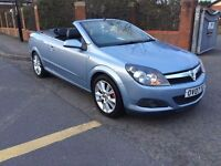 Vauxhall Astra 1.8 convertible PRICE REDUCED!!!!