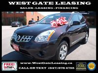 2011 Nissan Rogue AWD | ONE OWNER | OFF-LEASE |