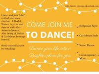 *ALL WOMEN* DANCE CLASSES TO INDIVIDUALLY HELP ENABLE CONFIDENCE ( AGE 18+ IN LONDON *not Hackney* )