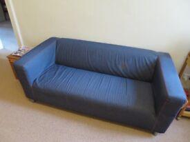 IKEA 'Klippan' 3-seat sofa