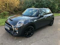 Mini Cooper S 5-Door Hatch 2.0 Petrol