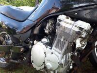 Suzuki GSX1100 G shaft drive motorbike spare or repairs chop trike ect