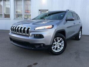 2015 Jeep Cherokee North, 4X4, LEATHER, REMOTE START.