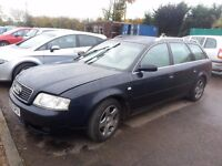 audi a6 2.5tdi BREAKING