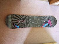Rossignol Mini 121cm adult snowboard