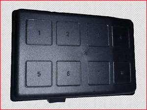 Holden Astra TS 1998 - 2005 Fuse Box Cover (Engine Bay) Bonnyrigg Heights Fairfield Area Preview