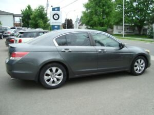 2008 Honda Accord Sedan EX-L AUTOMATIQUE CUIR TOIT