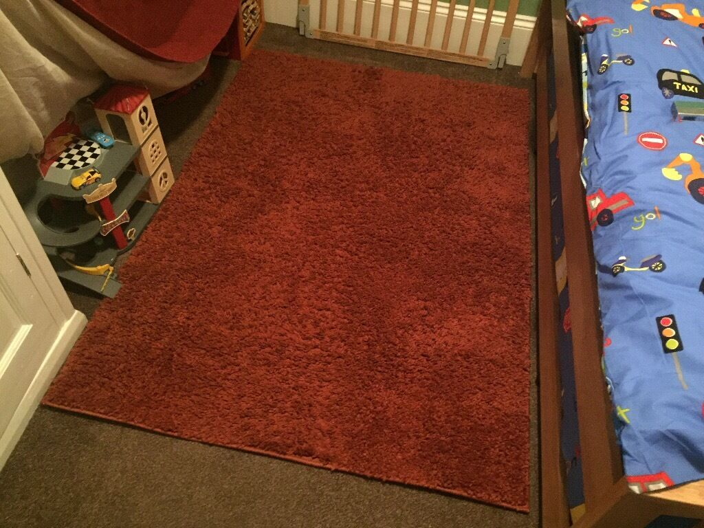 'Cosy rug' from next. Nearly new, great condition.