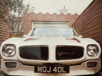 Wanted 70-73 Pontiac Firebird Formula Trans am