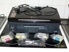 epson sx200 stylus inkjet printer for sale