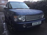 2005 Land Rover Range Rover Vogue Td6 Diesel