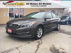 2016 Hyundai Sonata GLS LOW KMS!! BLUETOOTH!! FOG LIGHTS & MU...