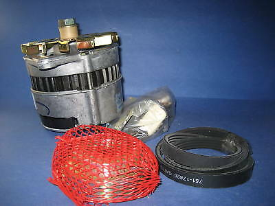 Alternator 12v Dc 941-689 Lister 750-40320 Genuine Fg Wilson Generator Part