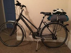 Pinaccle 6061 Aluminium bicycle