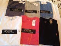Wholesale job-lot t shirts Ralph Lauren, Fred Perry and Hugo Boss clothes