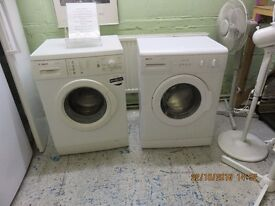 Washing Machine: Bosch (Fm Cambridge Re-Use)