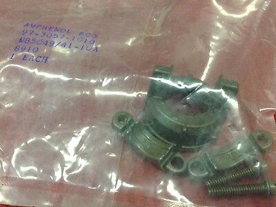 Amphenol - Part 97-3057-1010 - Cable Clamp - New