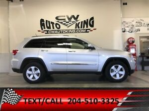 2012 Jeep Grand Cherokee Laredo / Leather / Sunroof / Rear Cam /