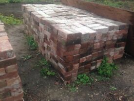 Reclaimed Handmade Bricks