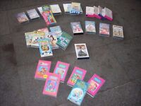 A LARGE SELECTION OF CHILDREN'S DISNEY VIDEO'S