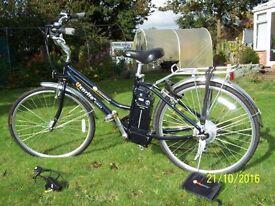 Bike Urban Mover electric
