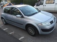Renalut Megane, amazingly maintained car, excellent for 1st time buyers
