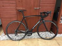 B'Twin Alur 700 Road Bike 2015 Large frame great condition
