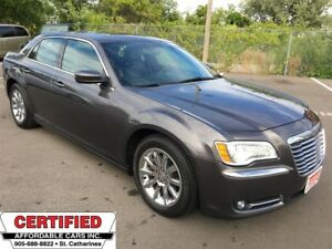 2013 Chrysler 300 Touring ** BACKUP CAM, HTD LEATH, AUTOSTART **