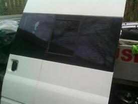 Ford transit sliding door