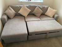 John Lewis 3 seater Sofa Bed - Pristine Condition