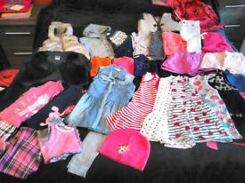 Clothes bundle (1-2 years)