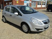 Vauxhall Corsa 1.3 CDTi 16v Life 5dr 1 PEVIOUS OWNER ONLY, A/C
