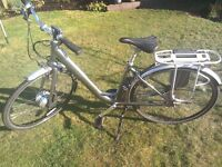 Ladies Giant Electric Bike in Aberdour, Fife