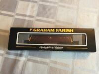 Graham Farish 371-603 Class 42 Diesel D815 'Druid' BR Maroon (N Gauge)