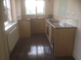 Pretty 2 bedroomed unfurnished house to let in residential area excellent condition