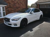 Infiniti Q50 2.2D Premium with £6K of extras! Prestige like BMW, Lexus, Audi